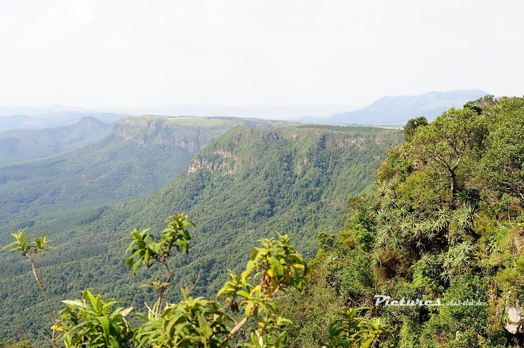 Panorama Blyde River Canyon