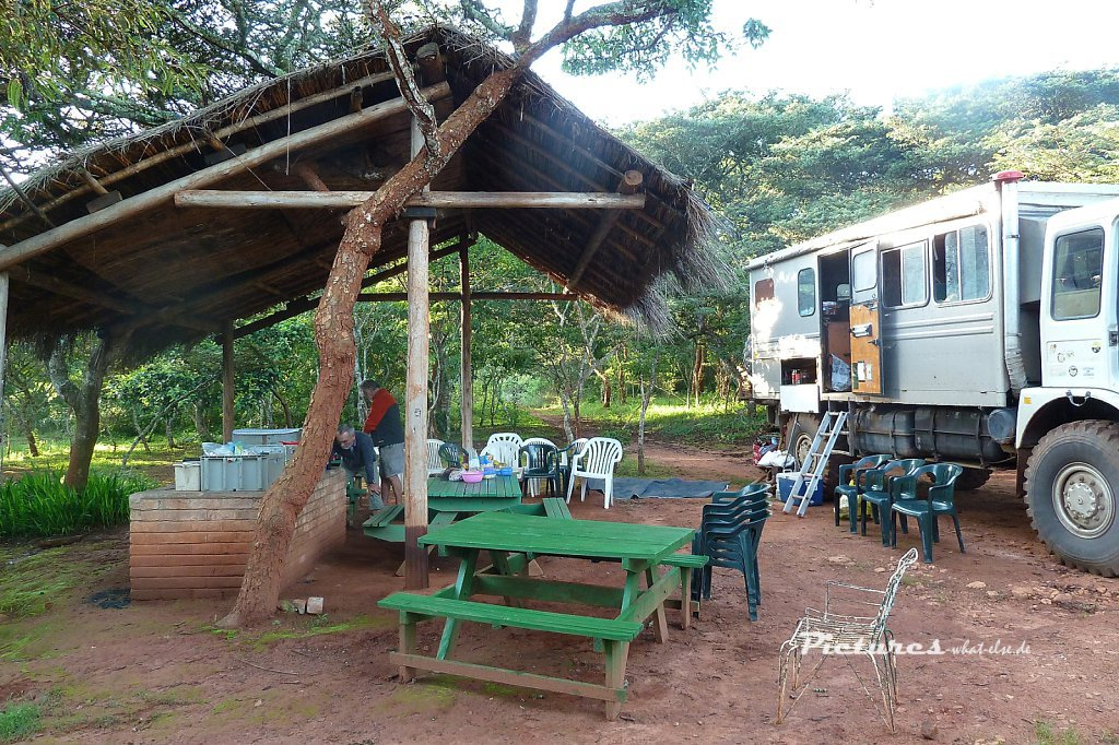 Luwawa Forest Camp